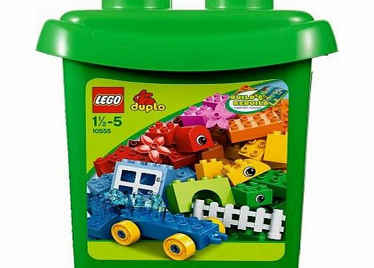 Duplo 10555 Creative Bucket - CLICK FOR MORE INFORMATION