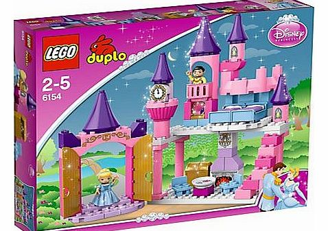 Duplo Disney Princess Cinderellas Castle - CLICK FOR MORE INFORMATION