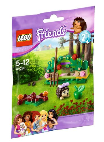 Friends Hedgehogs Hideaway - 41020 - CLICK FOR MORE INFORMATION