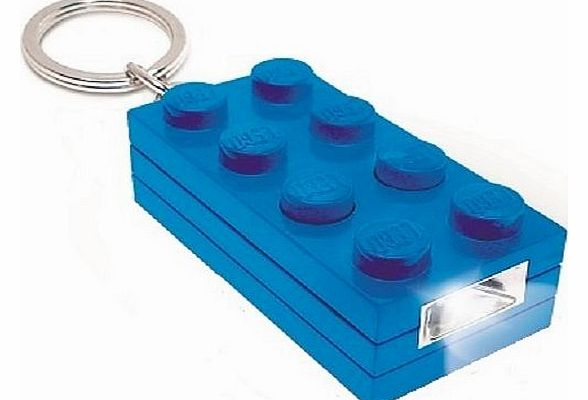 Lights Brick Key (Light Blue) - CLICK FOR MORE INFORMATION