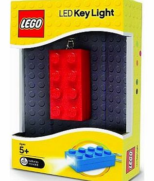 Lights Brick Key Light (Red) - CLICK FOR MORE INFORMATION