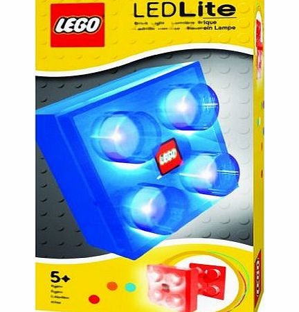 Lights Brick (Light Blue) - CLICK FOR MORE INFORMATION