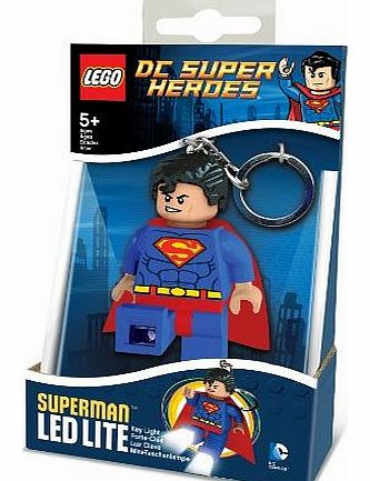 Lights DC Super Heroes Superman Keylight - CLICK FOR MORE INFORMATION