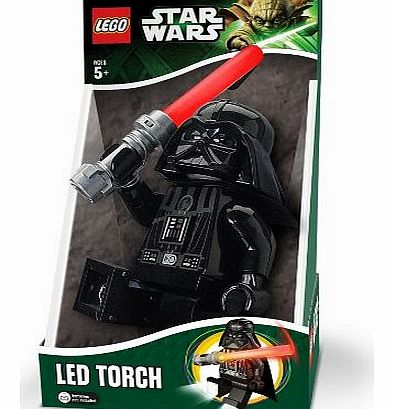 Lights Star Wars Darth Vader Torch - CLICK FOR MORE INFORMATION