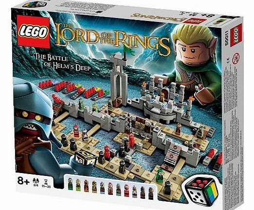 Lord of The Rings Game 50011 The Battle Of Helms Deep - CLICK FOR MORE INFORMATION