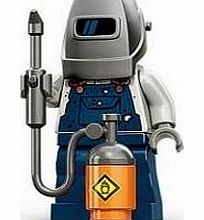 Mini Figure - Series 11 - Welder - CLICK FOR MORE INFORMATION