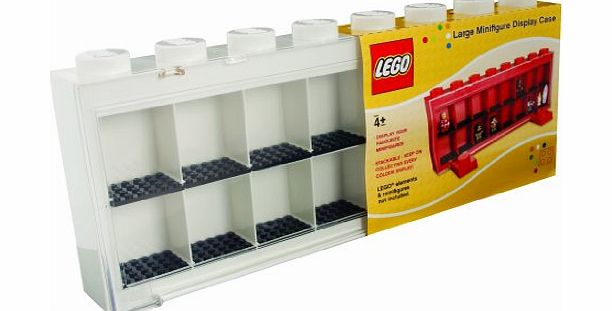 Mini Figure Display Case (White) - CLICK FOR MORE INFORMATION