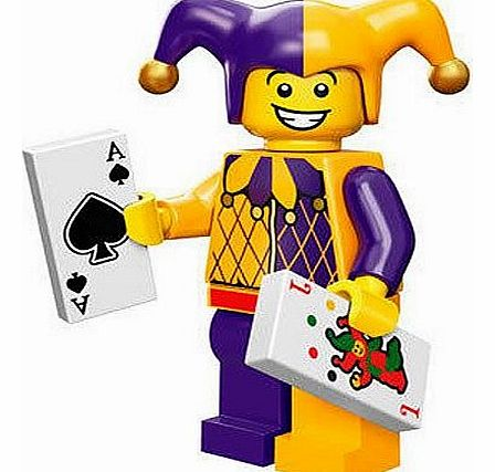 Minifigure - Series 12 - Jester - 71007 - CLICK FOR MORE INFORMATION