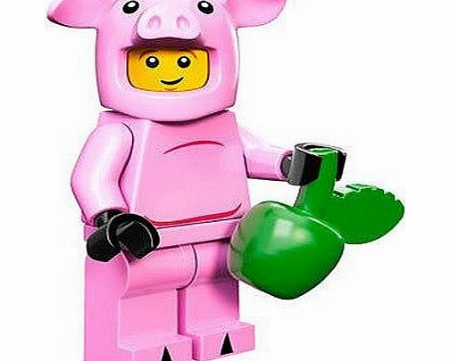 Minifigure - Series 12 - Piggy Guy - 71007 - CLICK FOR MORE INFORMATION