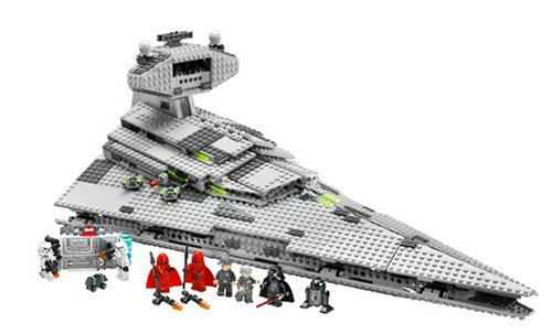 LEGO Star Wars 6211: Imperial Star Destroyer