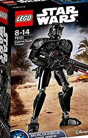 LEGO Star Wars 75121 Imperial Death Trooper Constraction Figure