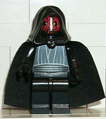 LEGO STAR WARS MINI-FIGURE - DARTH MAUL