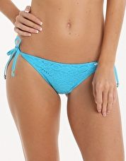 Lepel, 1295[^]268169 Summer Days Tie Side Pant - Turquoise
