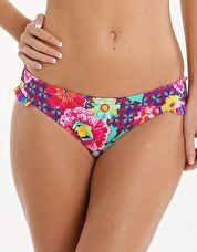 Lepel, 1295[^]268213 Sun Kiss Frill Low Rise Pant - Pink