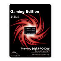 512MB Memory Stick Pro Duo Game Edition