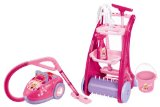 Barbie Cleaning Kart