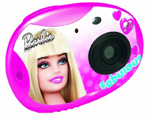 Barbie Fashion Digital Camera