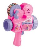 Barbie Play Video Cam With Film Roller