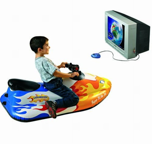 Lexibook Interactive Inflatable Jet Ski product image