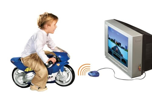 Lexibook Super Moto TV Arcade - 9 Racing Games product image