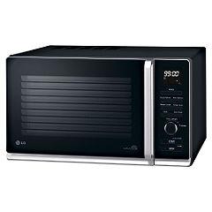 Microwave Ovens Black