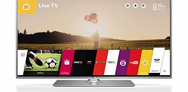 LG 32LB650V 32 Inch Smart 3D LED TV product image