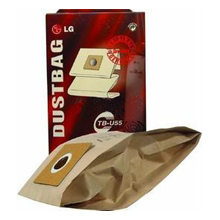 Genuine LG TBU55 Dust Bags.  5 per pack. - CLICK FOR MORE INFORMATION
