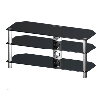 `LG ST42B3CM AV Stand in black.TV Stand for upto 42` with 3 legs one doubling up as a cable tidy.` - CLICK FOR MORE INFORMATION