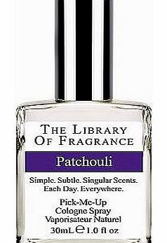 Library of Fragrance Patchouli Eau de Toilette product image