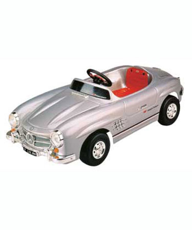 MERCEDES 300 SL Pedal Car.