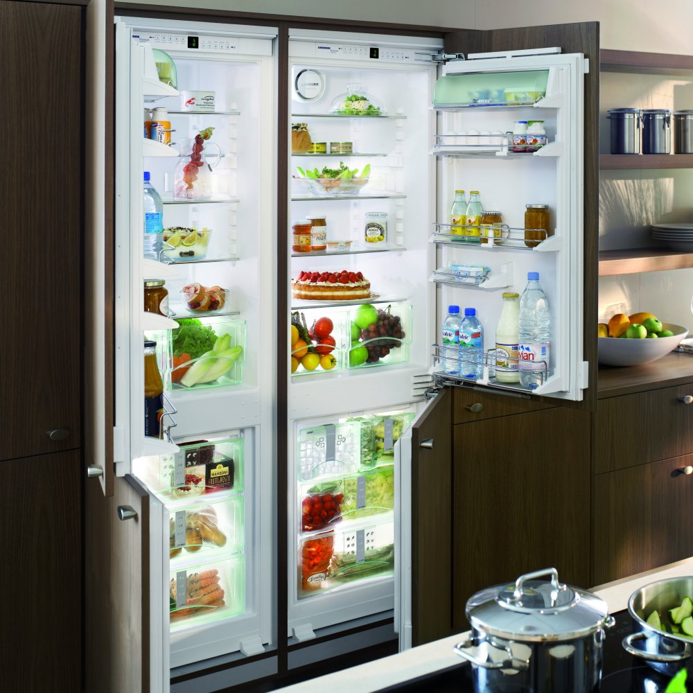 Liebherr fridge freezer - Liebherr frigo americain ...