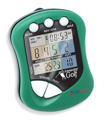 Lifemax Golf Score Computer product image