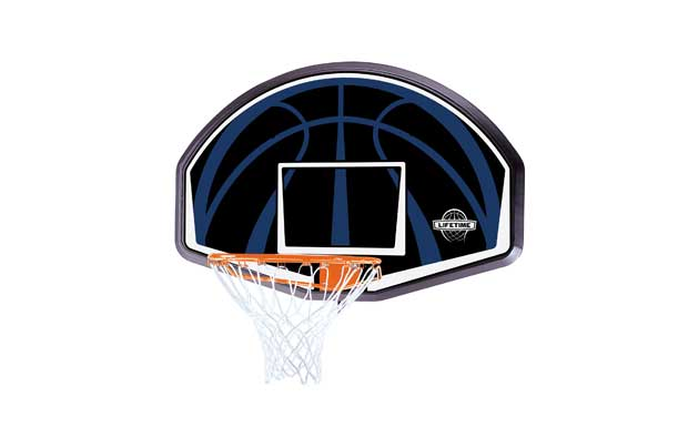 Backboard and Rim System