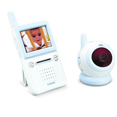 lindam baby talk digital video monitor review compare prices buy online. Black Bedroom Furniture Sets. Home Design Ideas
