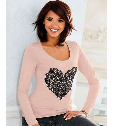 Linea Tesini Heart Top