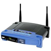 BUNDLE - Linksys Wireless-G Broadband Router