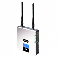 by Cisco Wireless-G Broadband Router