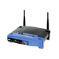 Wireless-G Broadband Router with