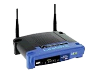 Wireless-G Broadband Router WRT54GL