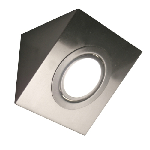 100mm Cabinet Light Satin