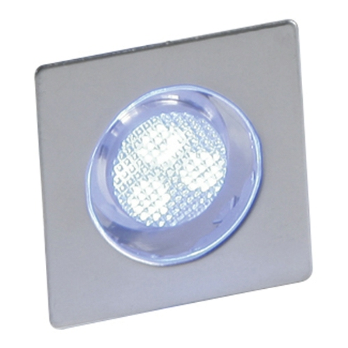 Square 10 Unit Kit LED Blue