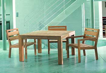 Lister has been making teak furniture since 1883 and their timeless designs can be found in many of - CLICK FOR MORE INFORMATION