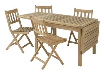 Please note: this dining set is supplied with 6 chairs and not 4 as pictured.Lister has been making - CLICK FOR MORE INFORMATION