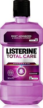 Listerine, 2041[^]10083930 Total Care Mouthwash 500ml 10083930