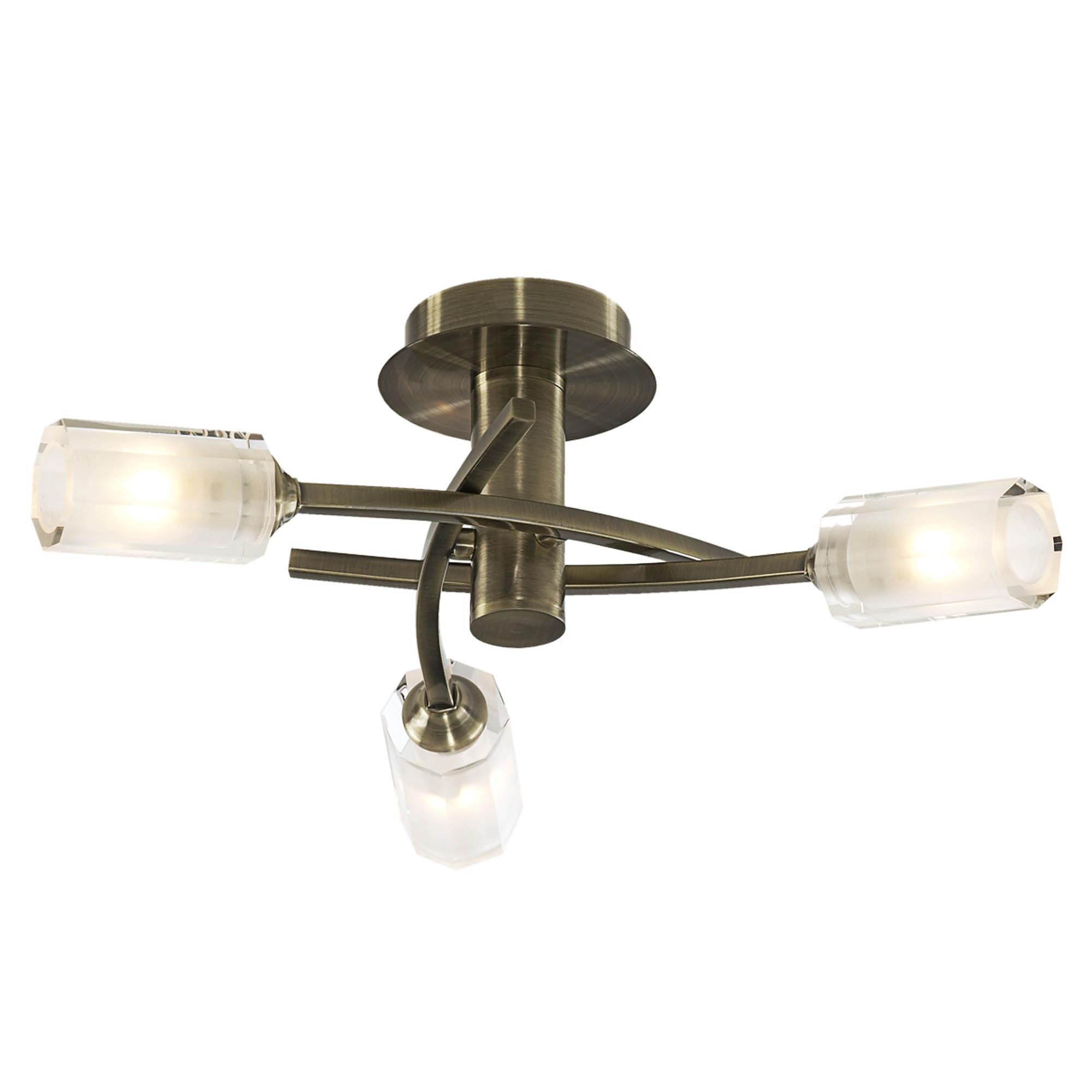 John Lewis Ceiling Lights Antique Brass : Ceiling light fitting antique brass