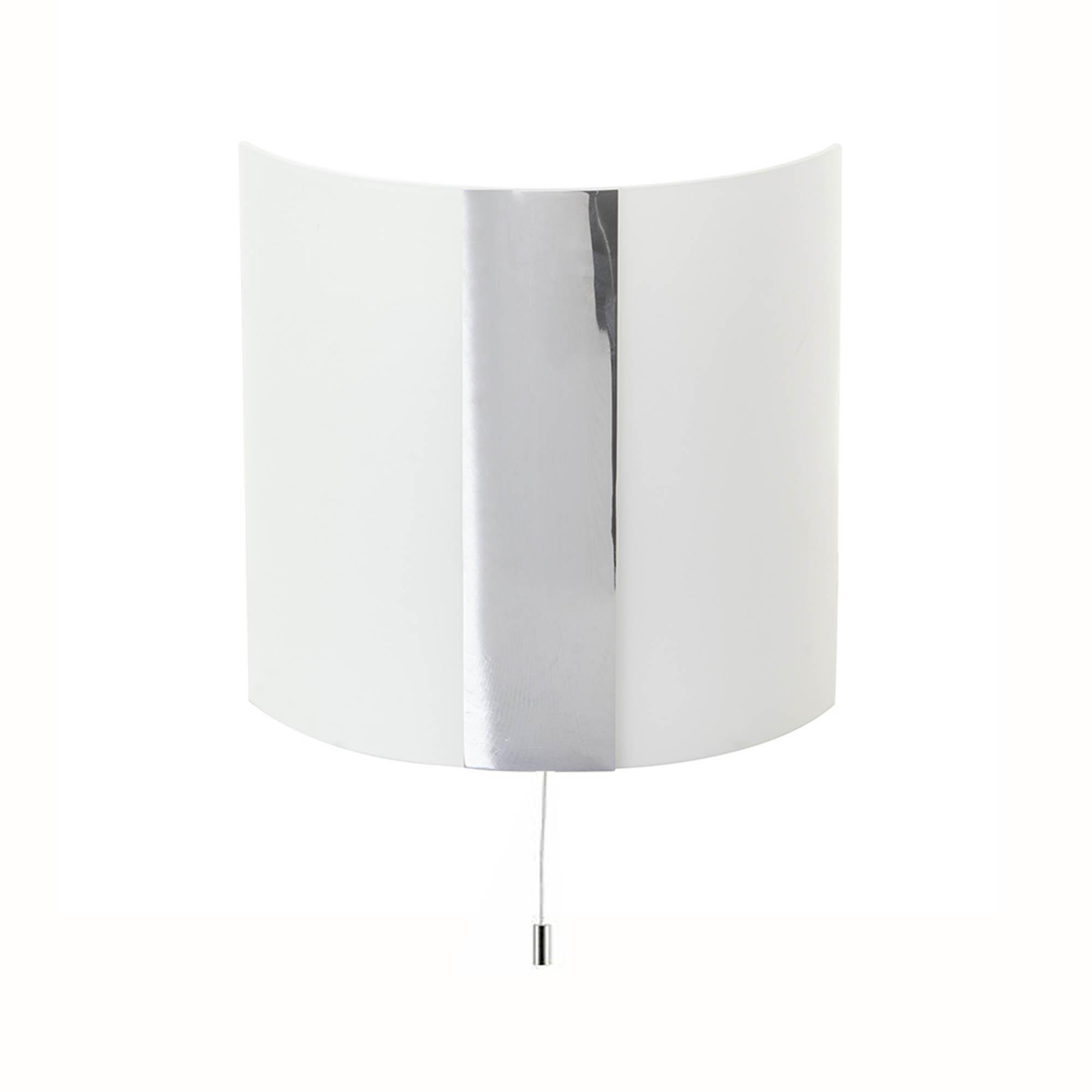 Limbo Wall Light Chrome : leds lighting wall lights