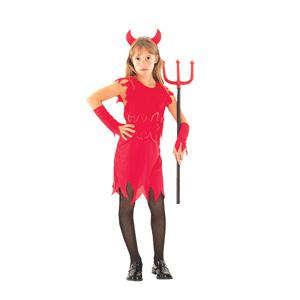 Devil | Girl | Costumes & Dress Up | Fancy Dress | Gifts