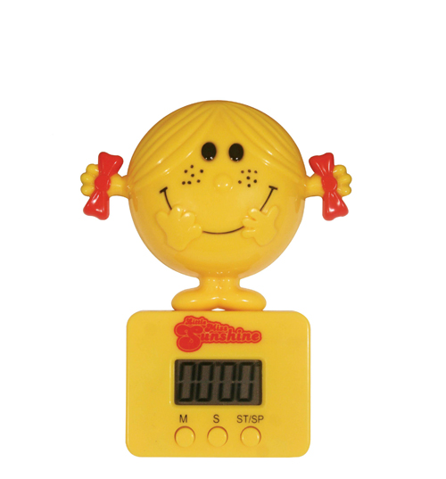 Little Miss Sunshine Kitchen Timer product image