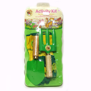little pals Activity Kit - Green