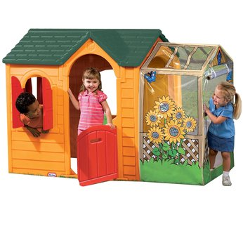 Little Tikes Sunshine Garden Cottage Playhouse Review Compare Prices Buy Online